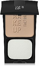 Parfums et Produits cosmétiques Poudre pour visage - Make Up Factory Compact Powder