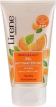 Parfums et Produits cosmétiques Gel antibactérien pour visage,mains et corps, Orange amère - Lirene
