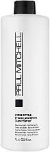 Parfums et Produits cosmétiques Spray de finition fixation ultra forte - Paul Mitchell Firm Style Freeze & Shine Super Spray