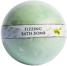 Parfums et Produits cosmétiques Boule de bain, Olivier - Kanu Nature Fizzing Bath Bomb Olive Tree