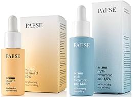 Parfums et Produits cosmétiques Paese - Coffret (sérum/15ml + sérum/30ml)