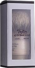 Parfums et Produits cosmétiques Blaireau de rasage, HT3, 10 cm - Taylor of Old Bond Street Shaving Brush Pure Badger Size L