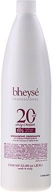 Crème oxydante 6% - Renee Blanche Bheyse Oxydant 20vol — Photo N2
