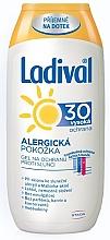 Parfums et Produits cosmétiques Lotion-gel pour peaux sensibles - Ladival SPF30