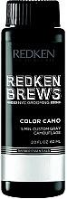Parfums et Produits cosmétiques Coloration camouflage des cheveux gris, sans ammoniaque - Redken Brews Color Camo
