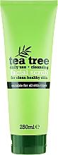Parfums et Produits cosmétiques Gommage à l'extrait d'arbre à thé pour visage - Xpel Marketing Ltd Tea Tree Facial Scrub