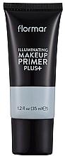 Parfums et Produits cosmétiques Base de maquillage illuminante - Flormar Illuminating Make Up Primer Plus