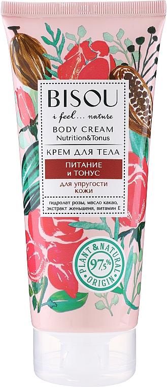Crème au hydrolat de rose pour corps - Bisou Rose&Cacao Body Cream