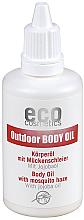 Parfums et Produits cosmétiques Huile corporelle à l'huile jojoba - Eco Cosmetics Outdoor Body Oil