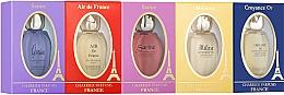 Parfums et Produits cosmétiques Charrier Parfums Pack 5 Miniatures - Set