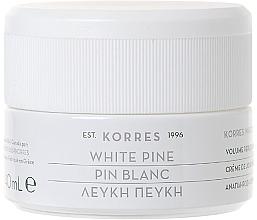 Parfums et Produits cosmétiques Crème de jour aux polyphénols de pin blanc - Korres White Pine
