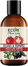 Parfums et Produits cosmétiques Eau micellaire aux tomates et olives pour visage - Eco U
