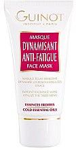 Parfums et Produits cosmétiques Masque anti-fatigue au complexe d'AHA pour visage - Guinot Dynamisant Anti-Fatigue Face Mask