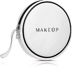 Parfums et Produits cosmétiques Trousse de toilette ronde, blanc - MakeUp