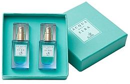Parfums et Produits cosmétiques Acqua Dell Elba Blu - Coffret pour femme (eau de parfum/2x15ml)