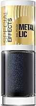 Parfums et Produits cosmétiques Vernis à ongles - Eveline Cosmetics Special Effects Metallic Nail Polish