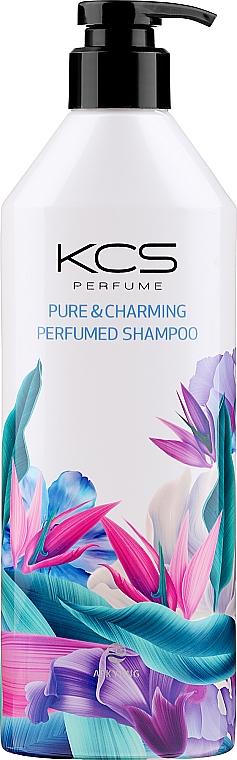 Shampooing parfumé - KCS Pure & Charming Perfumed Shampoo
