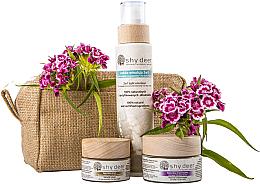 Parfums et Produits cosmétiques Coffret anti-âge visage - Shy Deer Anti-Aging (émulsion/200ml + masque crème/50ml + crème contour yeux/30ml)