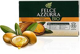 Parfums et Produits cosmétiques Savon bio, Argan - Felce Azzurra Bio Soap