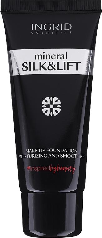 Fond de teint minéral - Ingrid Cosmetics Mineral Silk & Lift
