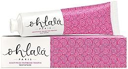 Parfums et Produits cosmétiques Dentifrice, Framboise et Menthe - Ohlala Raspberry & Mint