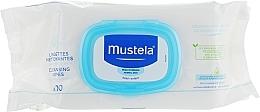 Parfums et Produits cosmétiques Lingettes nettoyantes sans parabènes - Mustela Bebe Cleansing and Soothing Wipes