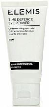 Parfums et Produits cosmétiques Crème détoxifiante aux algues rouges pour visage - Elemis Men Time Defence Eye Reviver For Professional Use Only