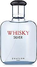 Parfums et Produits cosmétiques Evaflor Whisky Silver - Eau de Toilette