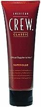 Parfums et Produits cosmétiques Gel coiffant fixation forte, effet brillance - American Crew Classic Superglue Gel