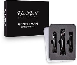 Parfums et Produits cosmétiques Kit de manucure - NeoNail Professional Gentleman Manicure Set