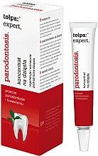 Parfums et Produits cosmétiques Gel gingival pour gencives sensibles - Tolpa Expert Parodontosis Concentrate For Gums