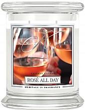 Parfums et Produits cosmétiques Bougie parfumée en jarre - Kringle Candle Rose All Day