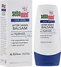 Parfums et Produits cosmétiques Baume après-rasage - Sebamed For Men After Shave Balm Mit Hydrogs