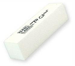 Parfums et Produits cosmétiques Bloc polissoir pour ongles, 70143, blanc - Top Choice