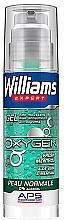Parfums et Produits cosmétiques Gel de rasage sans alcool - William Expert Oxygen Shaving Gel 0% Alcohol