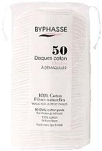 Parfums et Produits cosmétiques Disques démaquillants, 50pcs - Byphasse Cotton