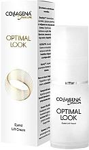 Parfums et Produits cosmétiques Crème à l'huile d'avocat pour paupières - Collagena Solution Optimal Look Eyelid Lift Cream