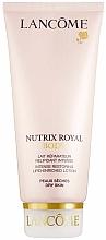 Parfums et Produits cosmétiques Lait régénérant aux huiles végétales pour corps - Lancôme Nutrix Royal Body Intense Restoring Lipid-Enriched Lotion