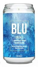 Parfums et Produits cosmétiques Bougie parfumée à la cire de noix de coco, Grecale - FraLab Blu Grecale Candle