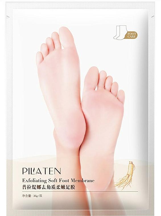 Chaussettes exfoliantes - Pilaten Exfoliating Soft Foot