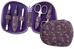 Parfums et Produits cosmétiques Kit de manucure - DuKaS Premium Line Manicure set 5-piece PL 111FFK