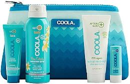 Parfums et Produits cosmétiques Coola Classic Travel Set - Set