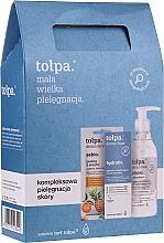 Parfums et Produits cosmétiques Coffret cadeau - Tolpa (f/ser/75ml + f/peel/40ml + f/gel/195ml)