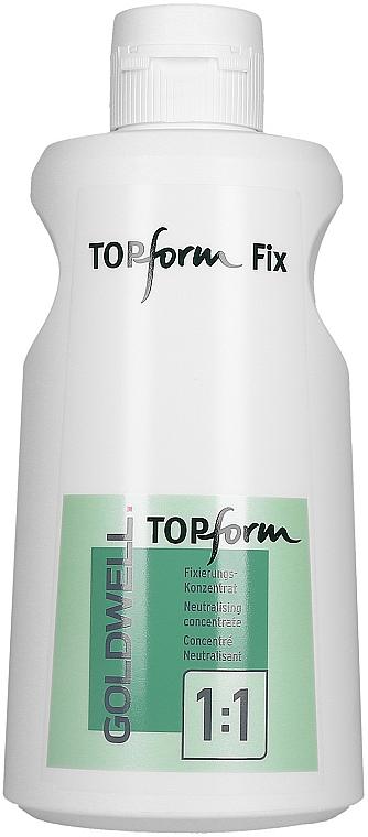 Fixateur tonique concentré pour cheveux - Goldwell Topform Fix