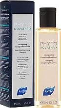 Parfums et Produits cosmétiques Shampooing énergisant fortifiant pour tous types de chutes - Phyto PhytoNovathrix Shampooing Energisant Fortifiant