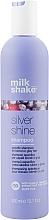 Parfums et Produits cosmétiques Shampooing pour cheveux blonds - Milk_Shake Silver Shine Shampoo
