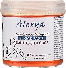 Parfums et Produits cosmétiques Pâte dépilatoire au sucre et chocolat - Alexya Sugar Paste Natural Chocolate