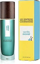 Parfums et Produits cosmétiques Les Senteurs Gourmandes Vanille Monoi - Eau de Parfum (mini)