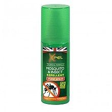 Parfums et Produits cosmétiques Spray anti-moustiques - Xpel Tropical Formula Mosquito & Insect Repellent Pump Spray