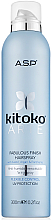 Parfums et Produits cosmétiques Laque à l'extrait de karité, fixation forte - Affinage Kitoko Arte Fabulous Finish Hairspray